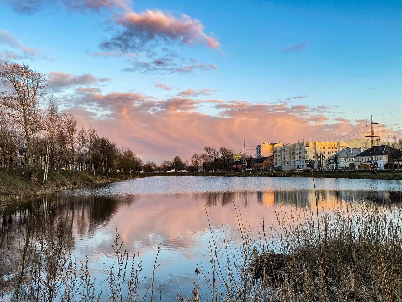 Жителям Тверской области пообещали нестабильную погоду