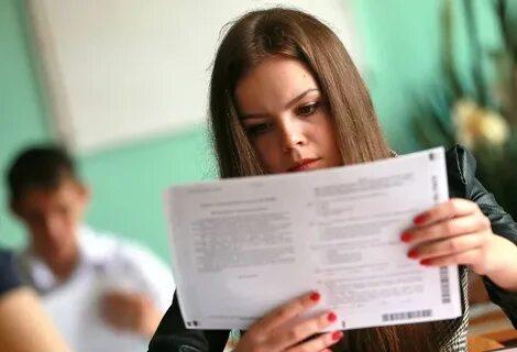 Школьники Тверской области будут сдавать меньше экзаменов