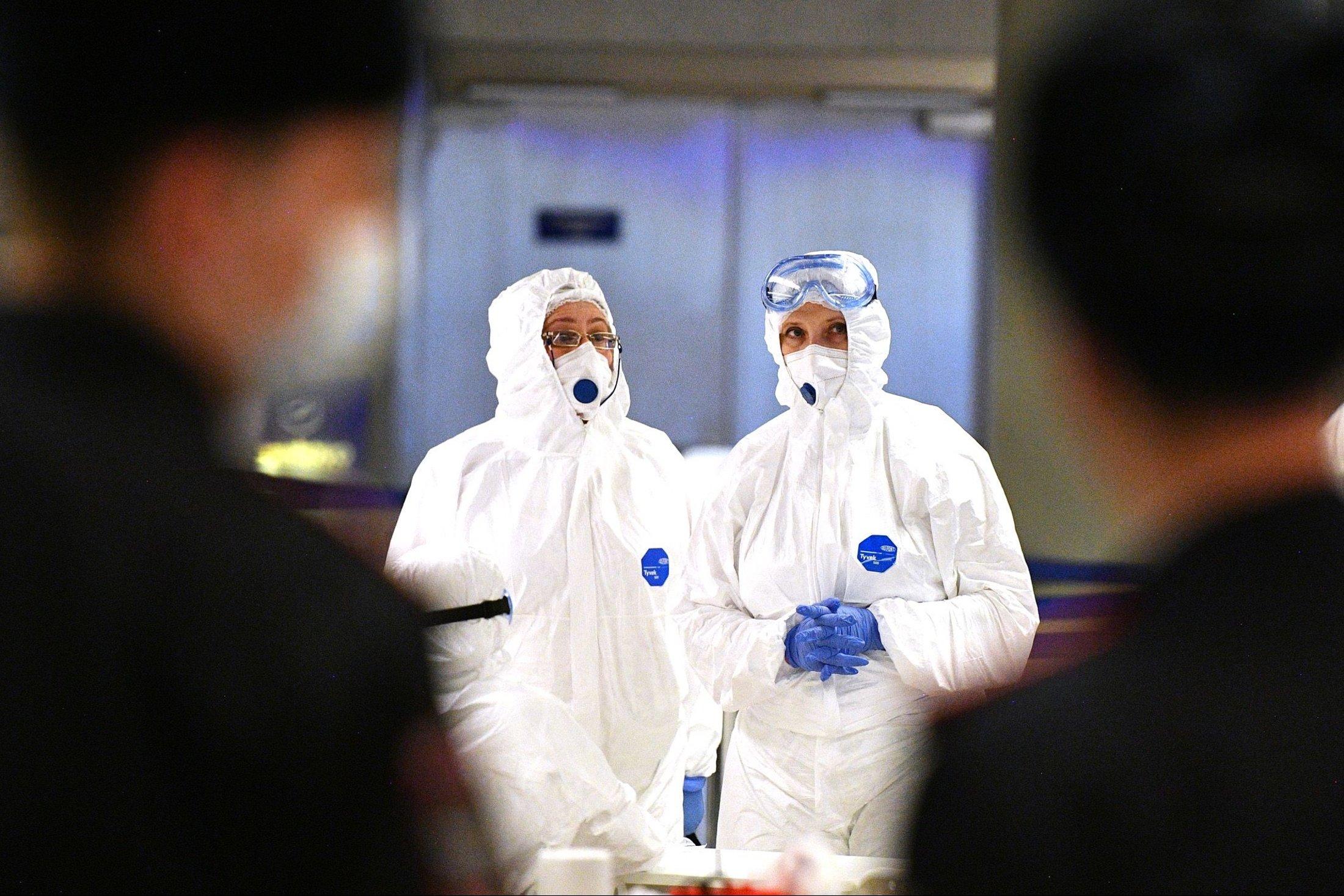 Медики дали прогноз на пик коронавируса в России
