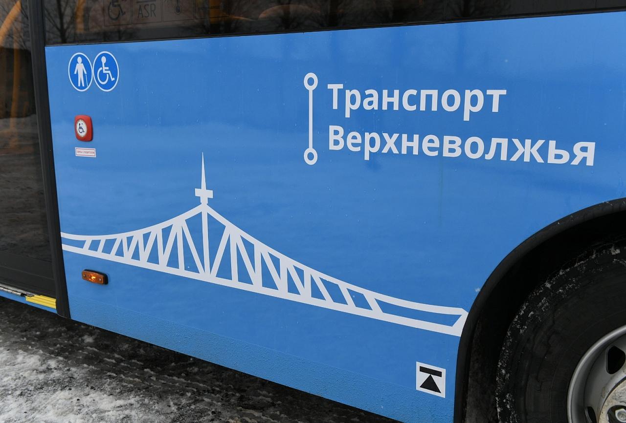 В Твери новые автобусы выйдут на маршрут №177