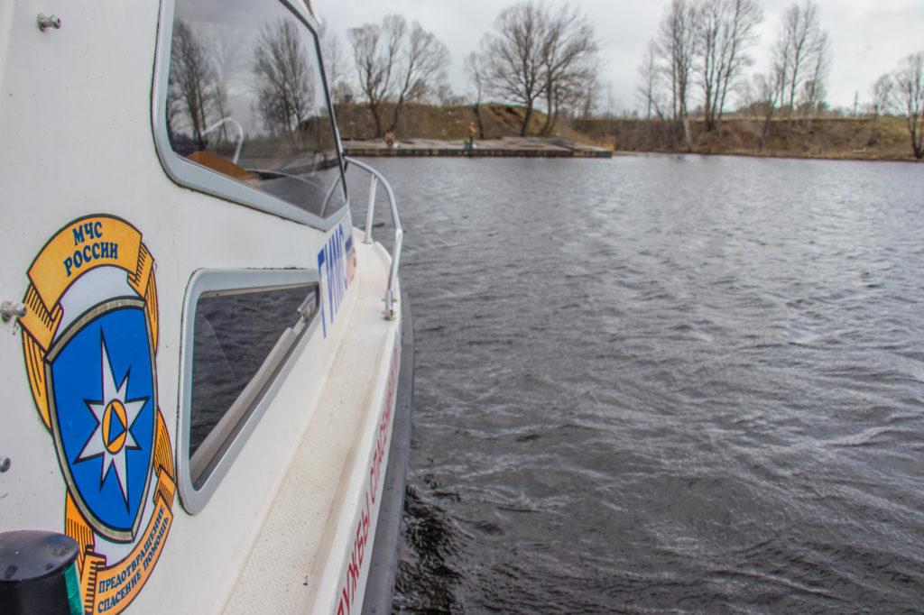 Инспекторы ГИМС патрулируют водные объекты Тверской области