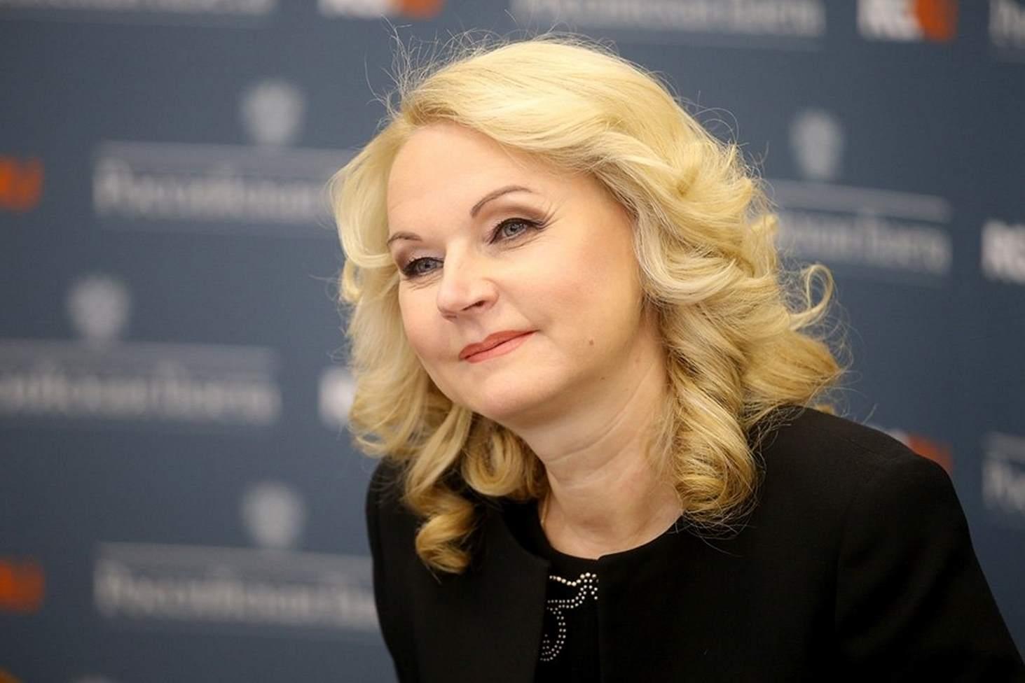 Татьяна Голикова предложила продлить карантинную неделю
