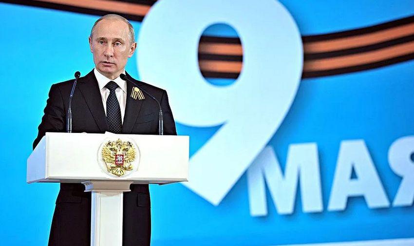 Президент России поздравил жителей Тверской области с Днем Победы
