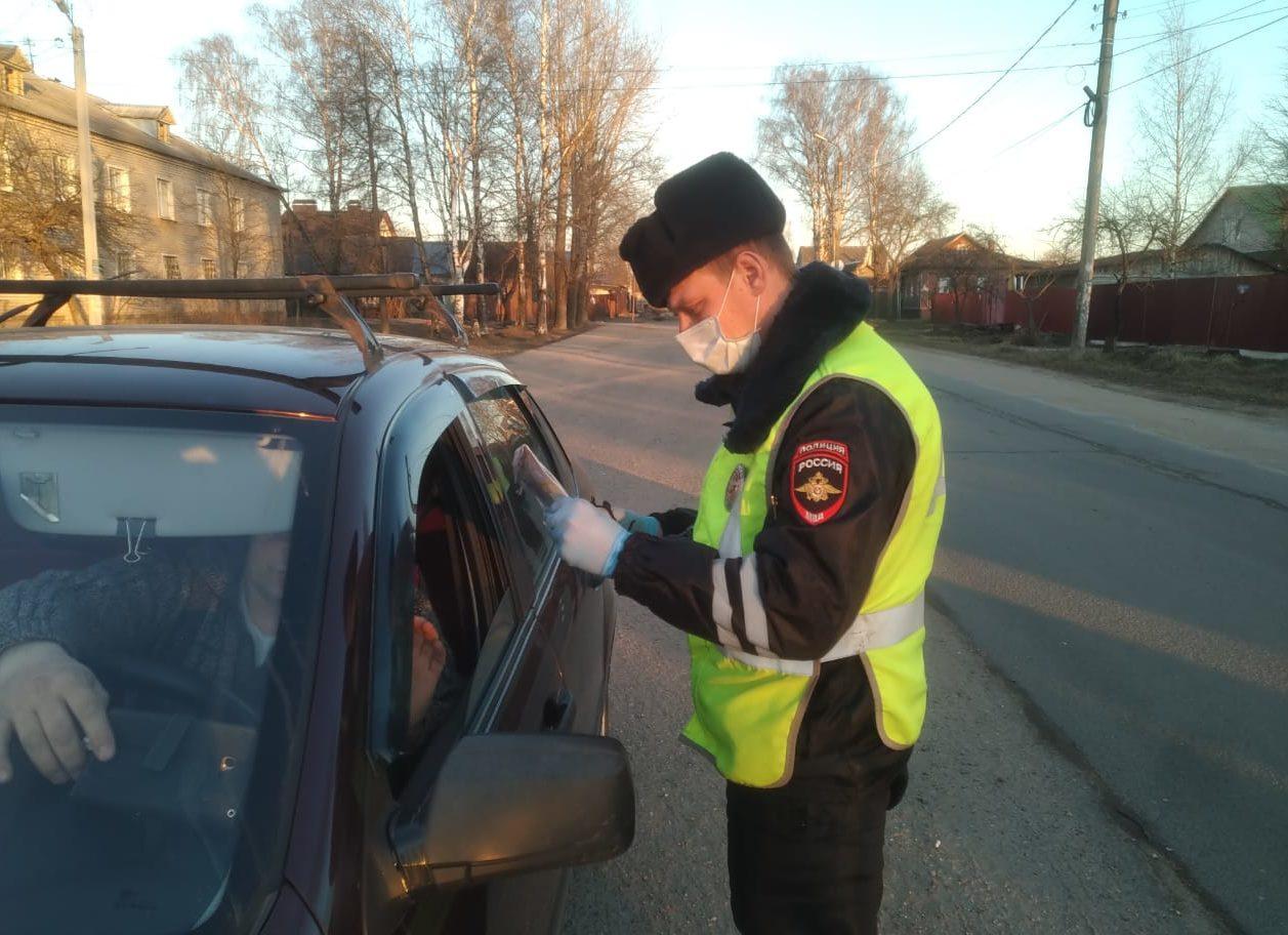 В Тверской области проходит тотальная облава на пьяных водителей