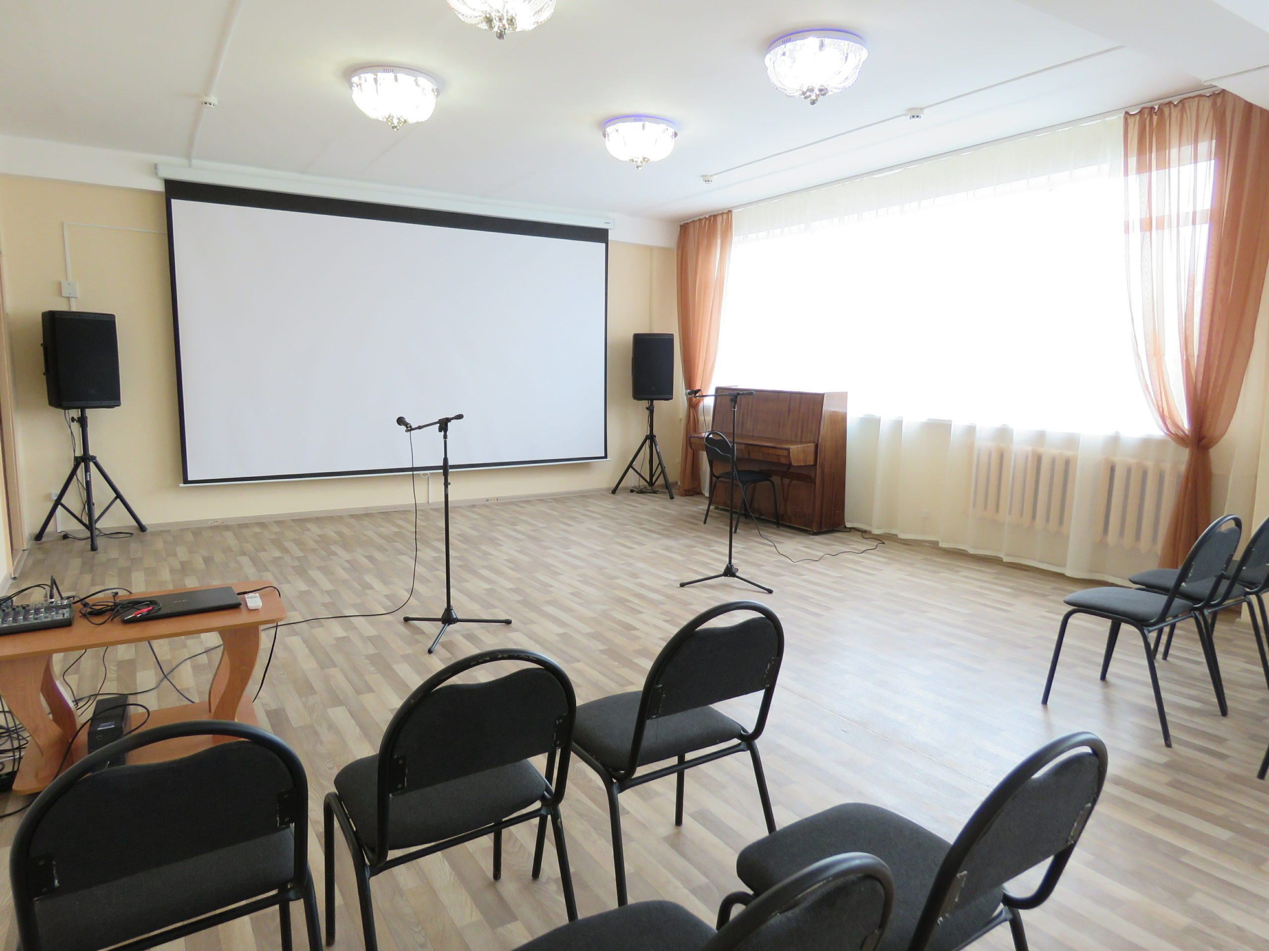 В Лихославле появился виртуальный концертный зал