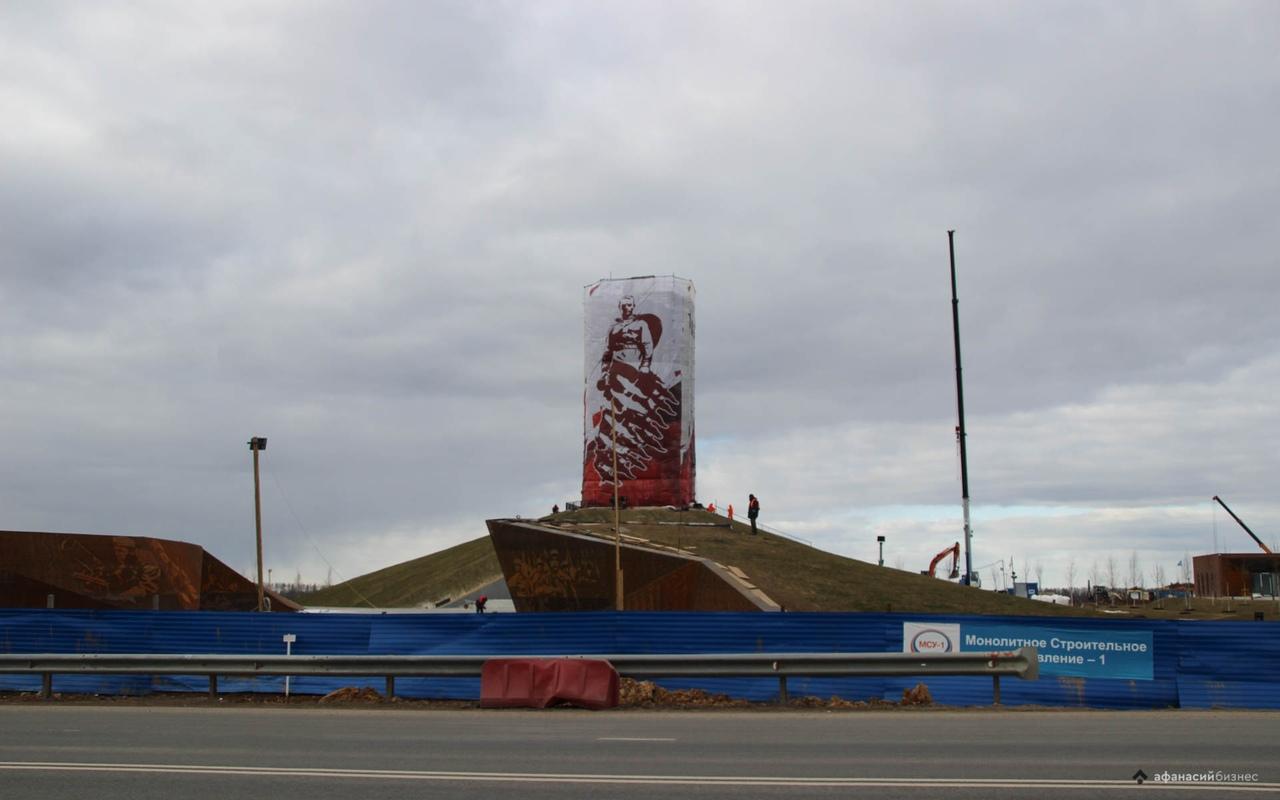 «Ростелеком» построил цифровую инфраструктуру комплекса Ржевского мемориала Советскому солдату