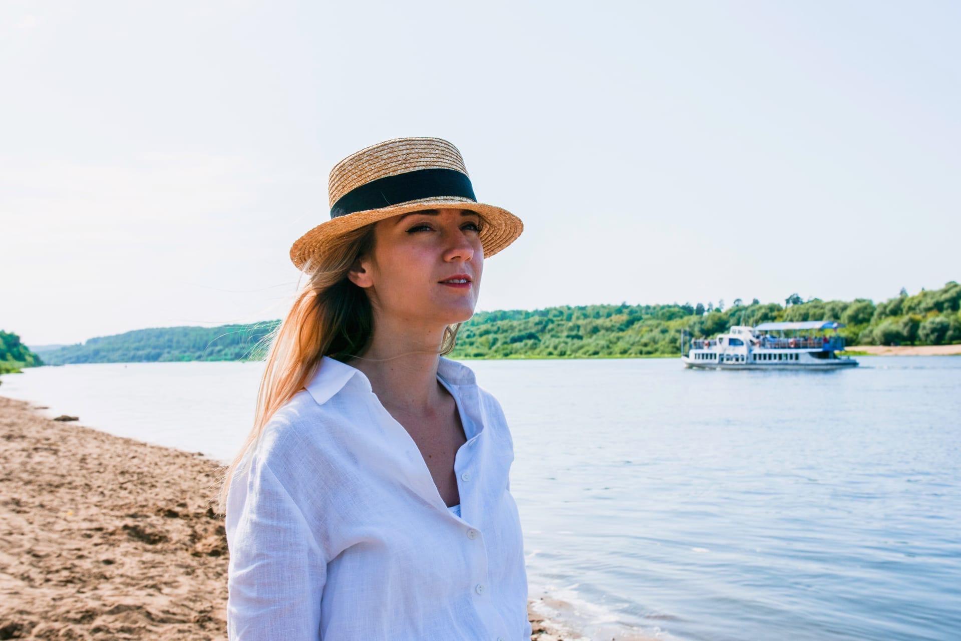 Светлана Маркина: Волга - первый и самый главный символ нашего региона