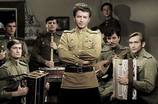 Любимые песни из военных фильмов с текстами