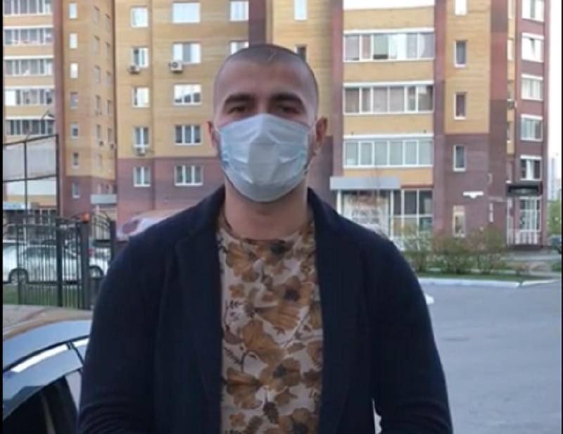 Координатор волонтерского движения из Тюмени обратился к жителям Твери