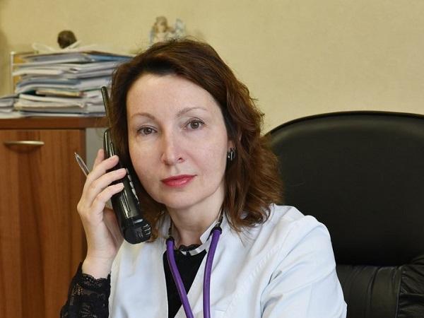 Главный врач тверской больницы Ольга Устинова: уполовинылюдей симптомы коронавируса отсутствуют