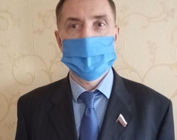 Константин Антонов уверен, что #носитьмаскумодно