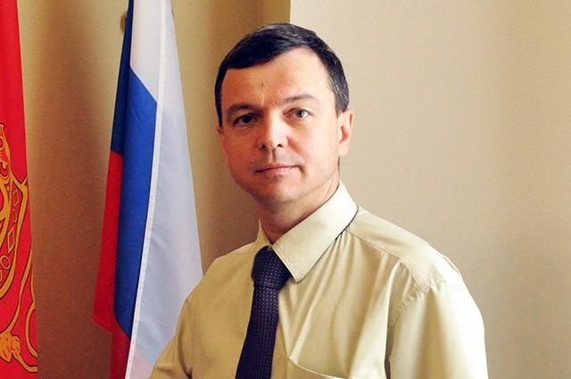 Владимир Левицкий: Волга - визитная карточка Твери