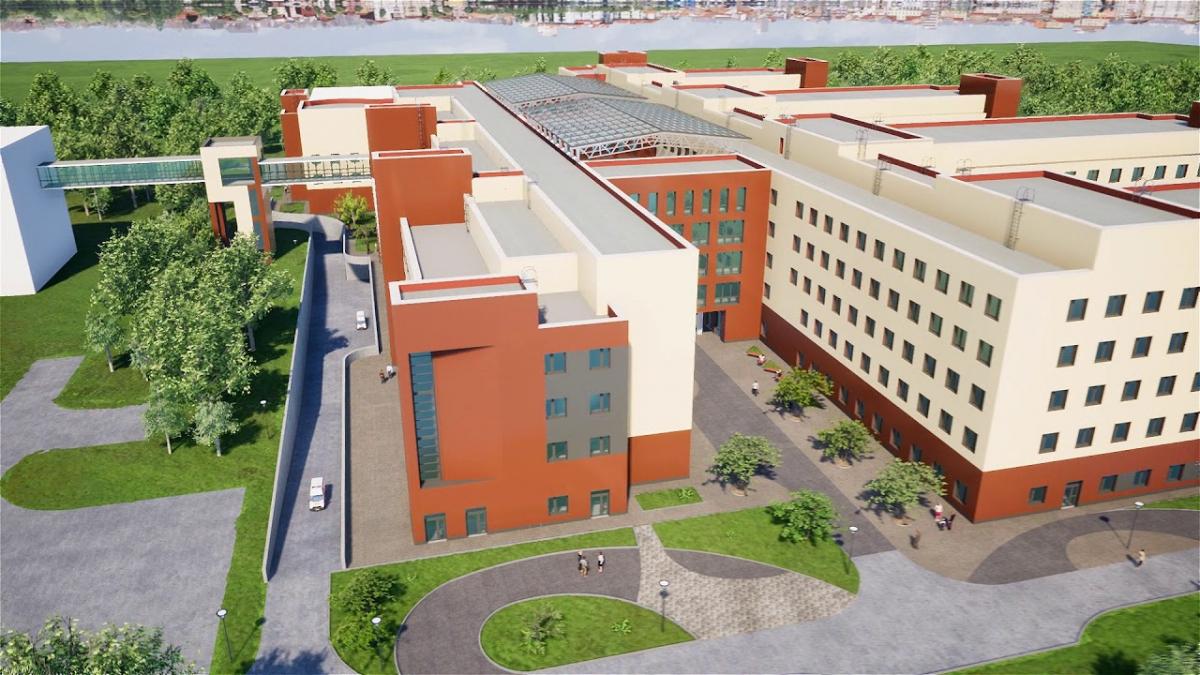 Губернатор рассказал о строительстве в Твери детской областной больницы