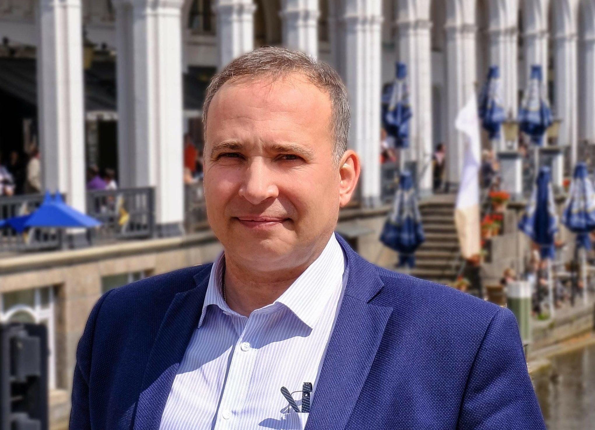 Герман Кичатов: Река – это важная транспортно-экономическая артерия