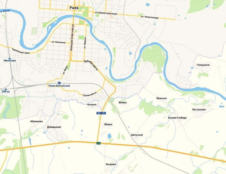 В программу дорожных работ в Тверской области включат дополнительные объекты