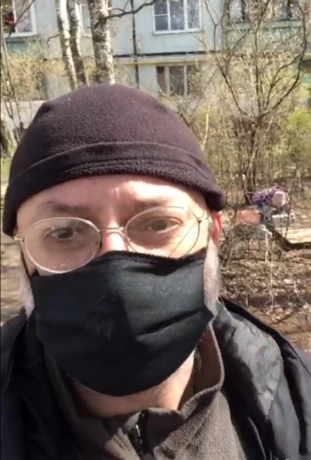 Владислав Музафаров рассказал, почему в Твери #носитьмаскумодно