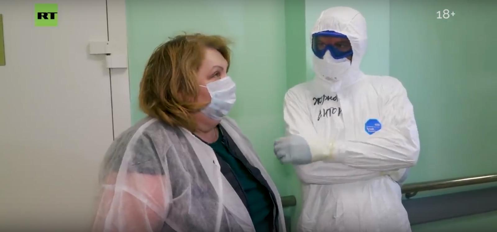 Депутат Госдумы Светлана Максимова рассказала, как тверские врачи боролись за ее жизнь