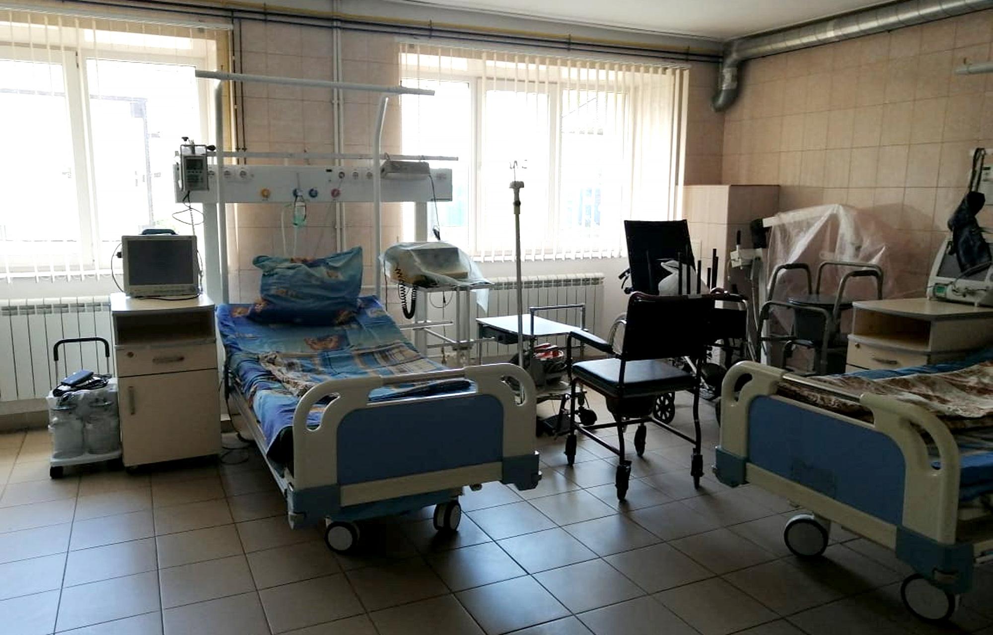 В Тверской области будет организована реабилитация для людей, перенесших коронавирус