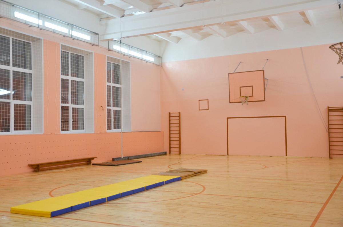 В Тверской области отремонтируют спортивные залы в сельских школах