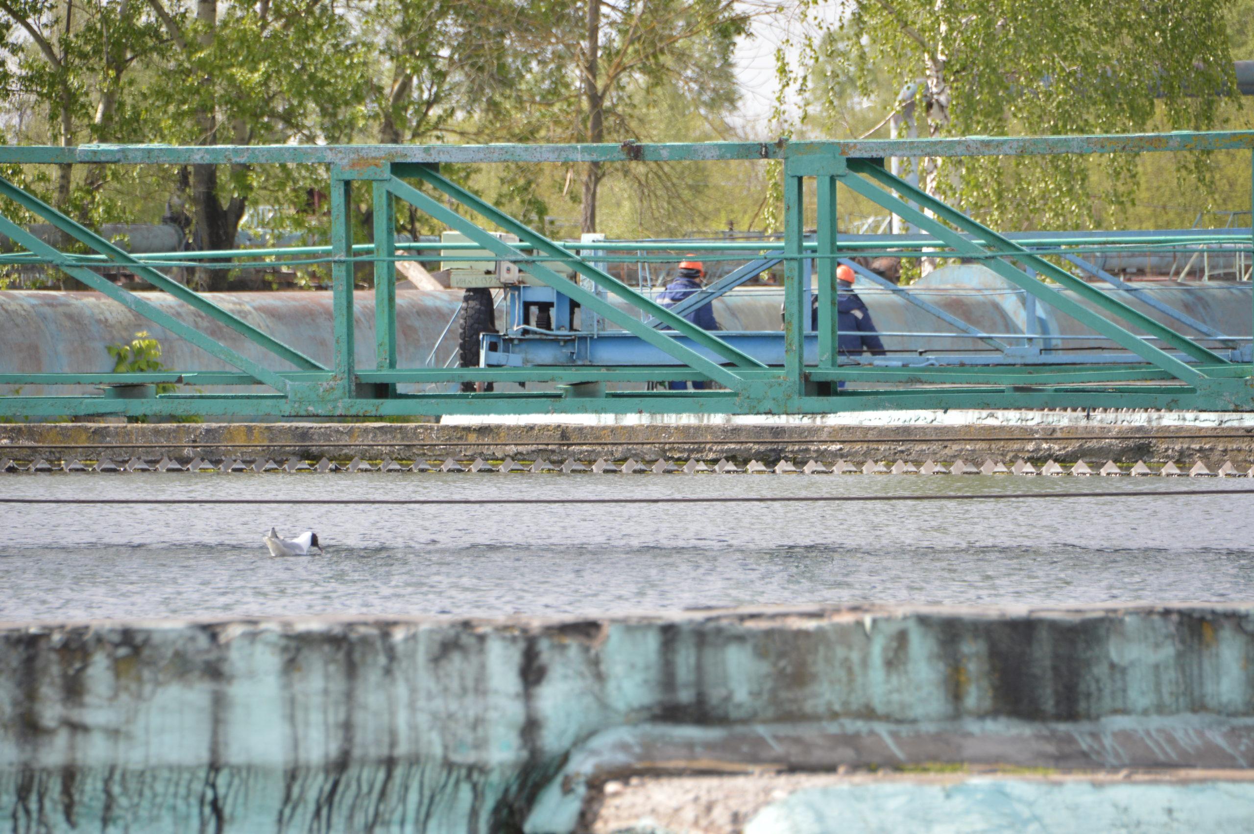 В Твери и Конаково модернизируют очистные сооружения
