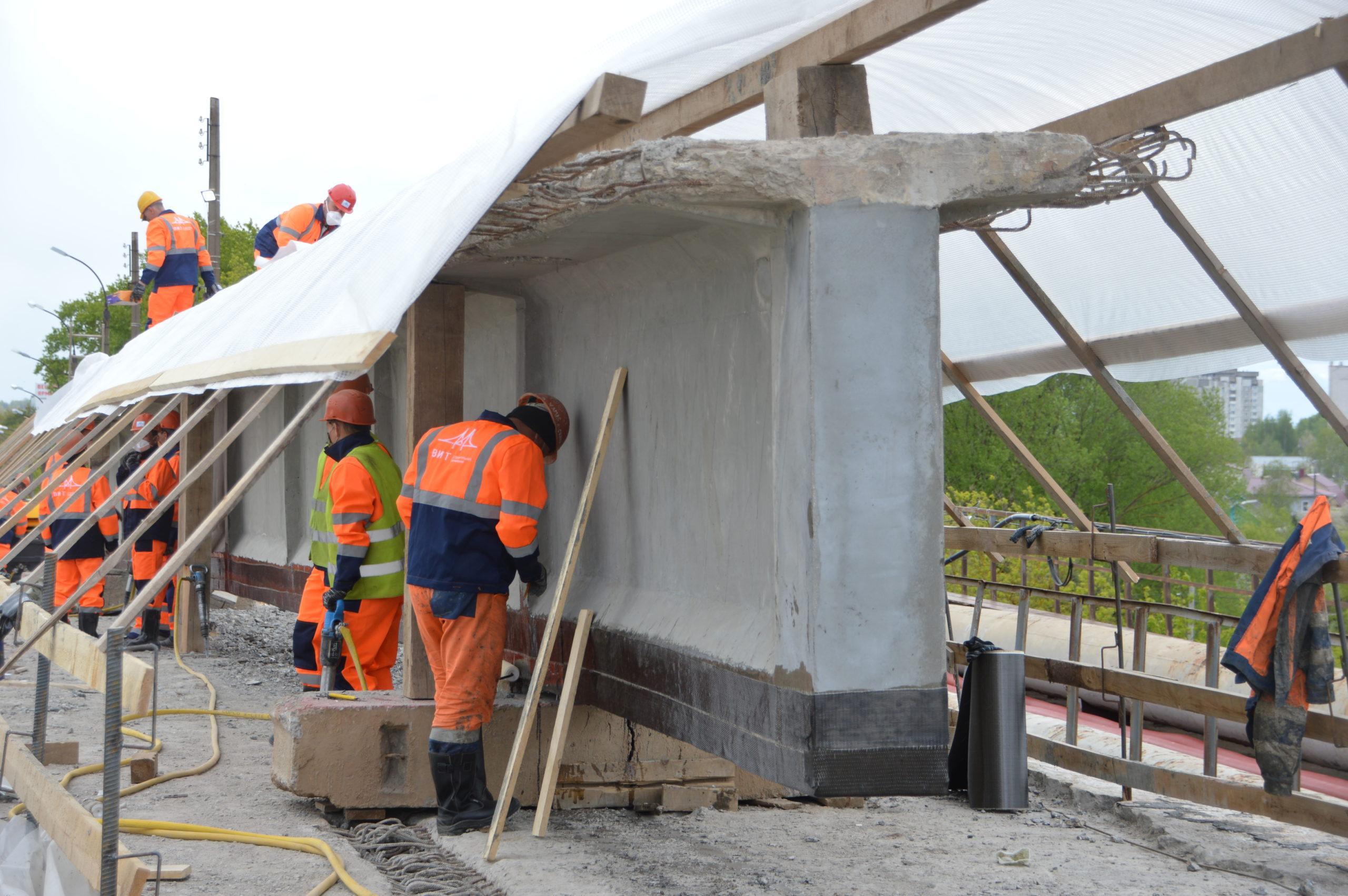 Жители Твери не смогут проехать по Крупскому мосту до 20 июля