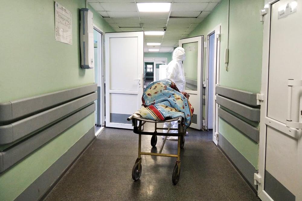 В больницах Тверской области увеличат число мест для инфекционных больных