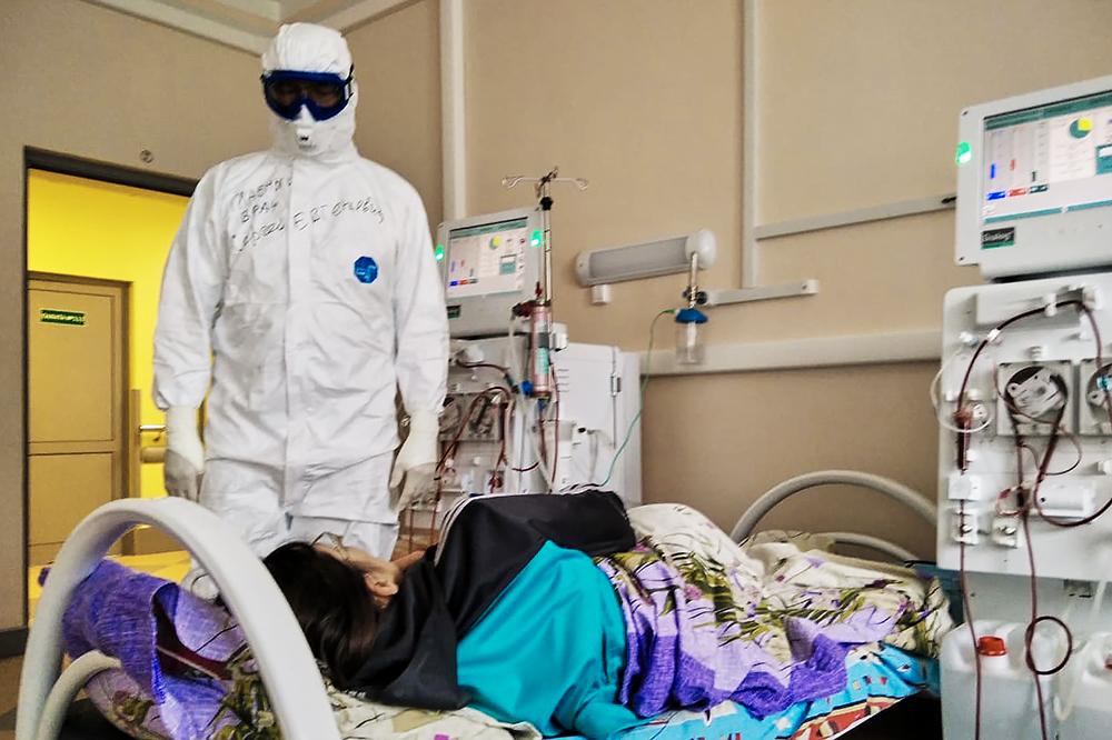 Снятый в тверской областной больнице фильм о COVID-19 комментируют жители всей страны