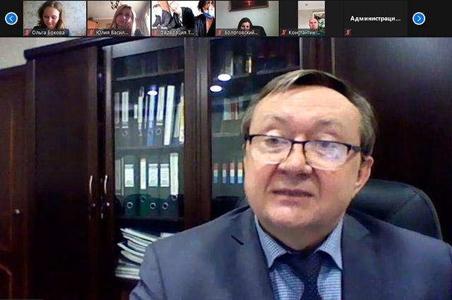 В Тверской области обсудили вопрос внесения изменений в Конституцию