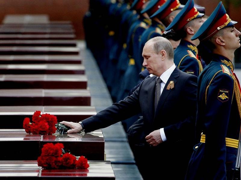 Президент выступит с обращением на День Победы