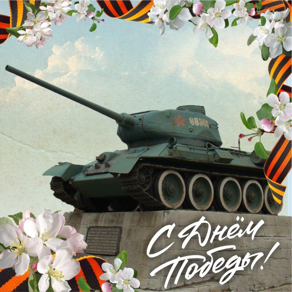 Два салюта в честь Дня Победы отгремели в Твери