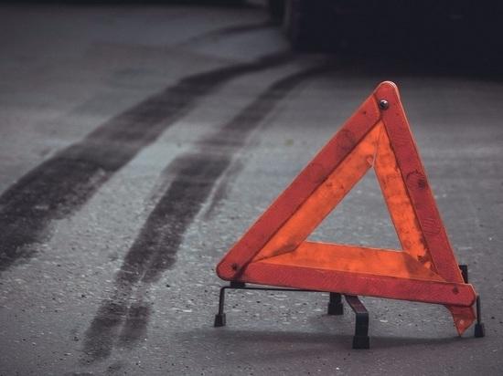 В Тверской области столкнулись грузовые авто