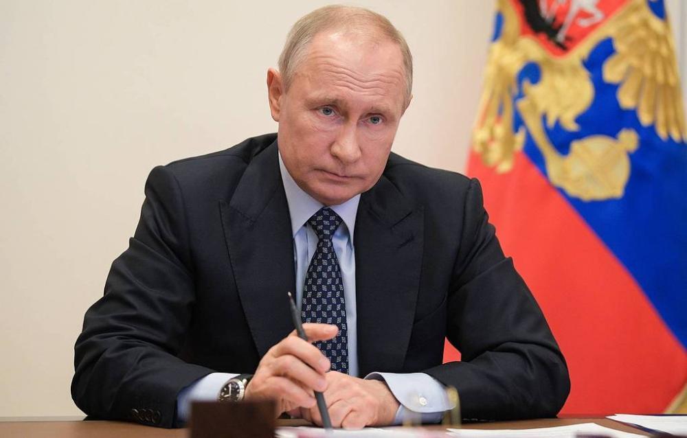 Владимир Путин выступит с обращением 9 мая