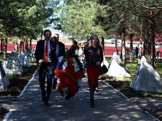 В Тверской области прошли торжества в честь Дня Победы