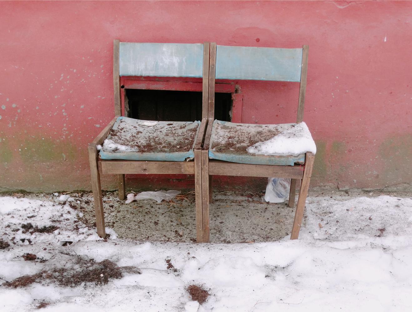 Известный тверской фотохудожник Женя Миронов посвятил свой новый проект бездомным животным