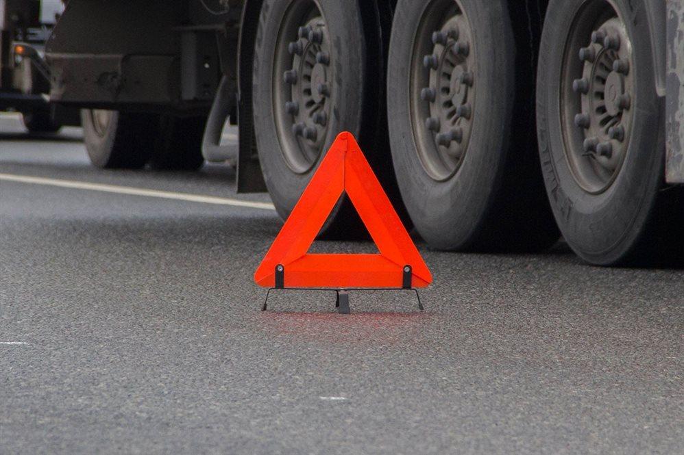 На трассе М-10 в Тверской области водитель фуры задавил стоявшего посреди дороги мужчину