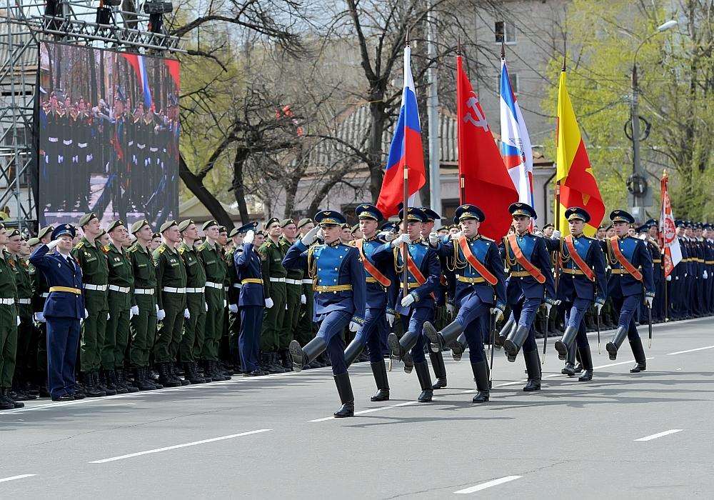 Военные парады пройдут в двух городах Тверской области