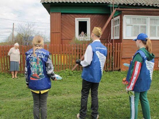 Волонтёры Победы в Тверской области организовали «Фронтовую бригаду»