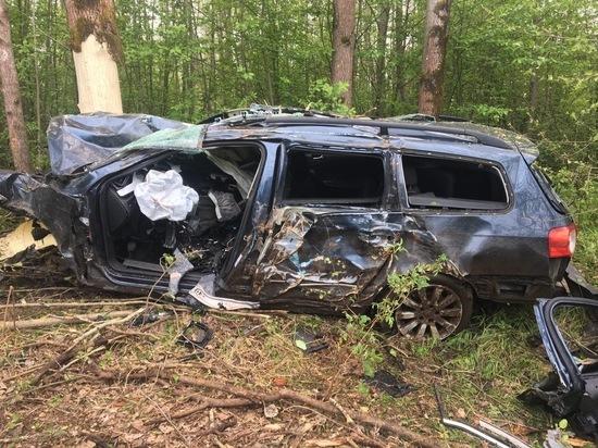 Авария на 200 км/ч: Водитель выжил после ужасного ДТП в Тверской области