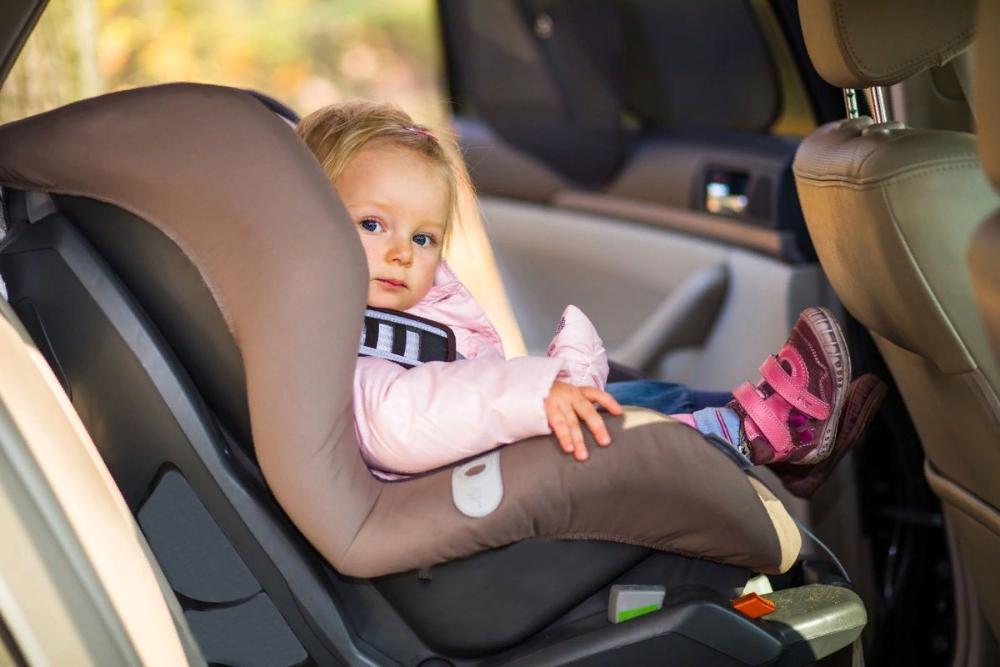 Дошкольникам Тверской области показали, как необходимо ездить в машине