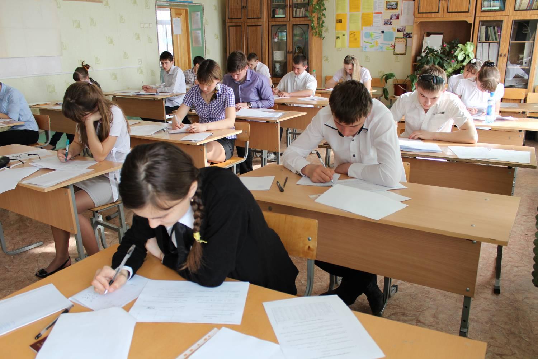 Экзамены для девятиклассников могут быть отменены