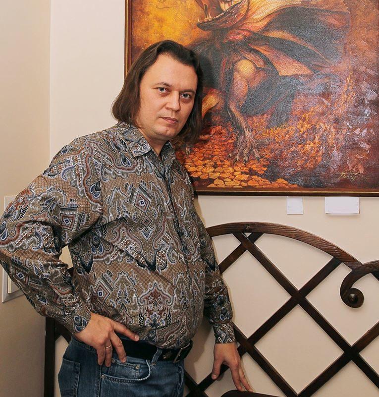 В Твери скончался известный художник Георгий Володько