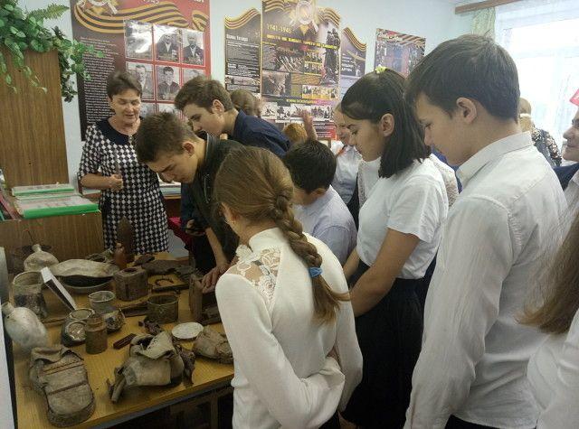 Школьный музей в Тверской области признан одним из лучших в стране