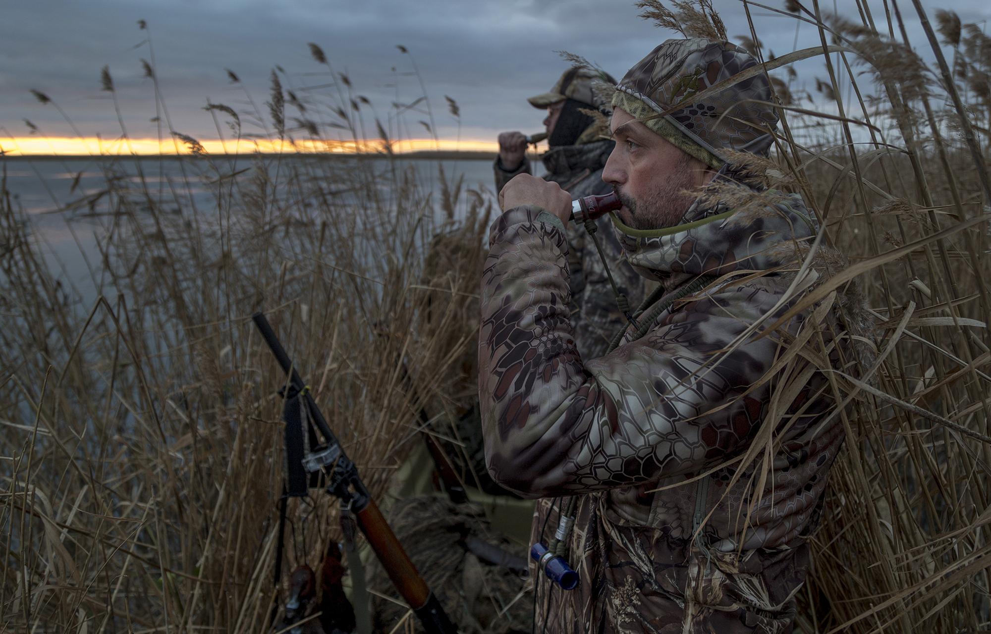 В Тверской области продлено ограничение охоты