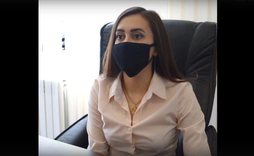Администрация Твери напоминает о необходимости ношения защитной маски