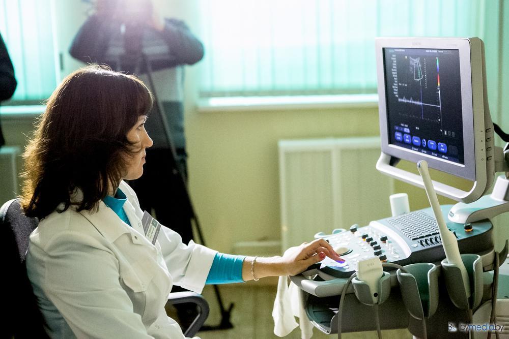 В Областную клиническую больницу Твери поступило два аппарата ультразвуковой диагностики