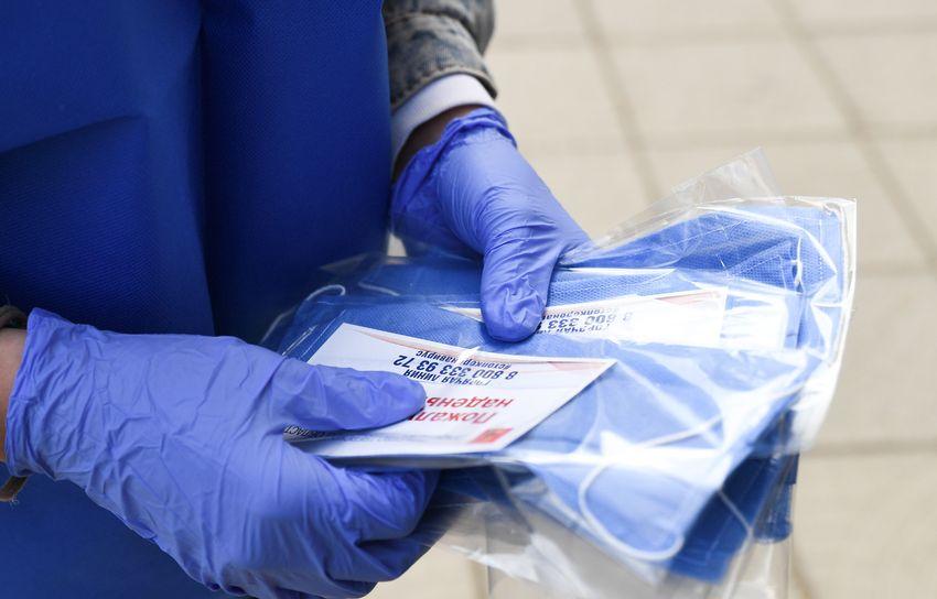 Жителей Тверской области призывают соблюдать меры безопасности в период пандемии