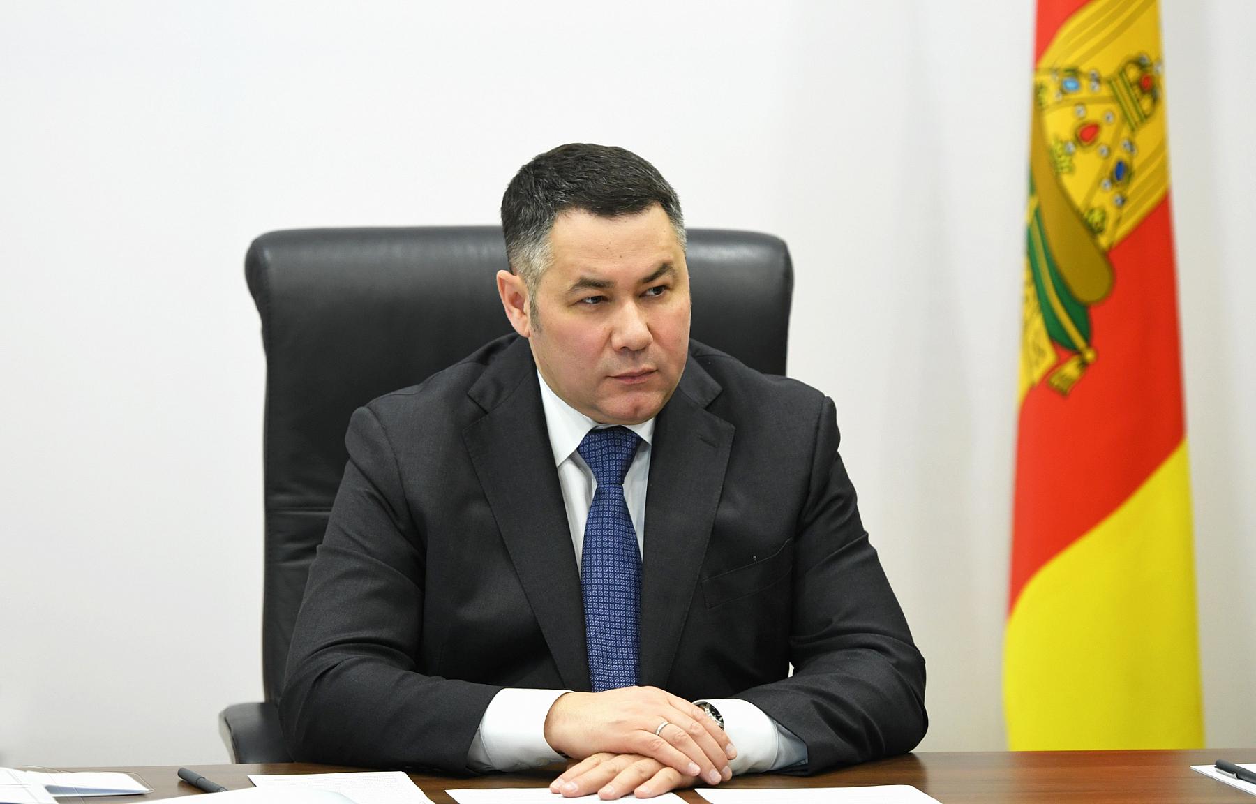 Губернатор рассказал о главных темах совещания, которое провел Владимир Путин