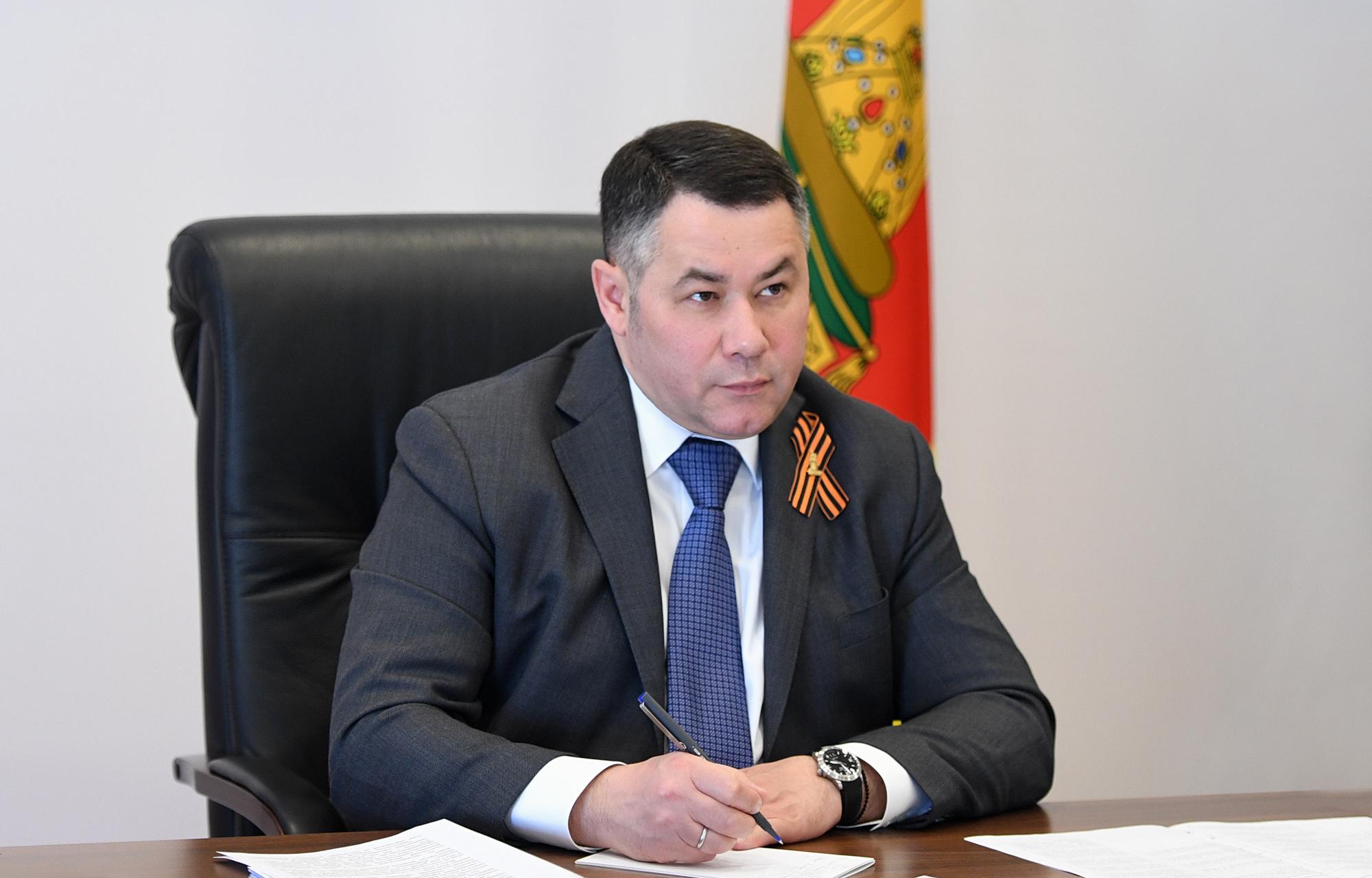 В Тверской области реализуется план поэтапной отмены ограничительных мер