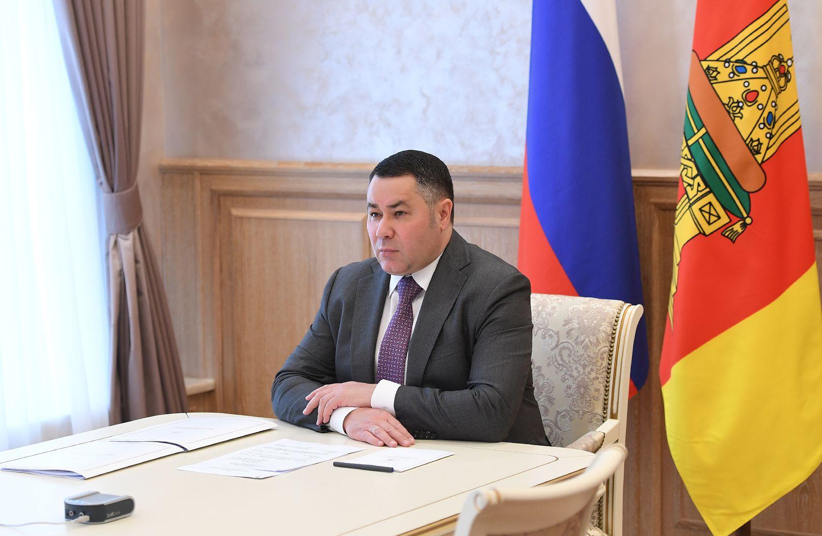 Игорь Руденя поручил к 14 мая разработать план поэтапного снятия ограничений