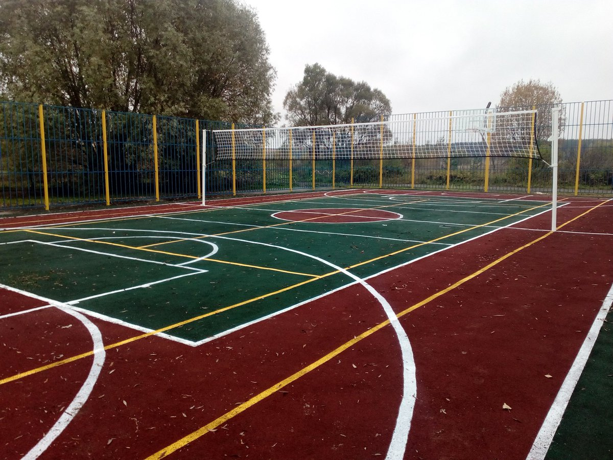 Сельские поселения Тверской области получат финансирование на обустройство открытых площадок для спорта